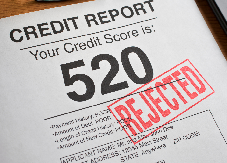 What Does it Mean to Have 'Bad Credit'?
